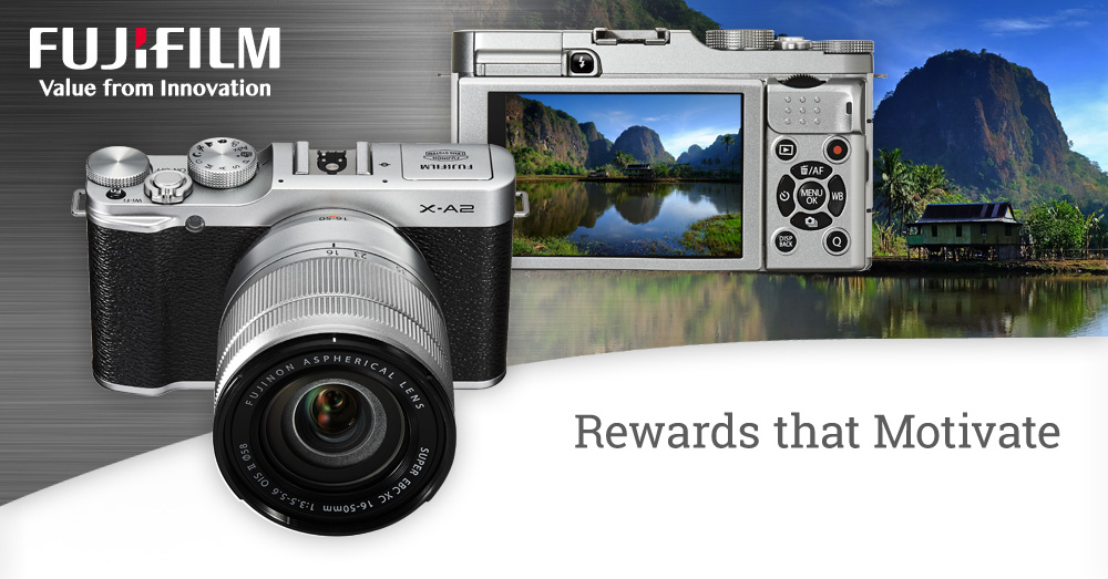 FUJIFILM INCENTIVES